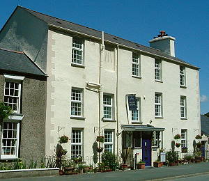einion house guest house bed and breakfast accommodation nr barmouth in snowdonia