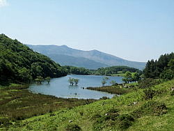 wales is ideal for walking such as the precipice walk near dolgellau